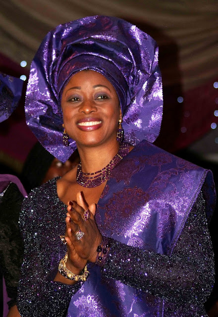 Mrs. Funmi Olayinka 1960 - 2013.  REST IN PEACE.