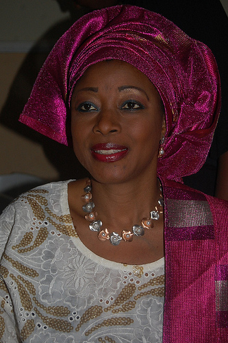 Mrs. Funmi Olayinka. Aged 52. Rest In Perfect Peace