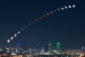 Award Winning Eclipse Photo