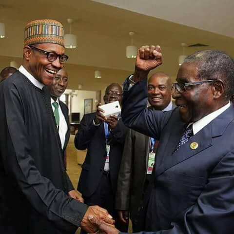 pmb and Mugabe