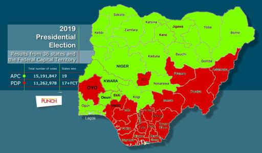 2019 NIGERIA PRESIDENTIAL ELECTIONS FINAL